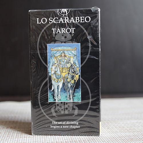 Таро ЛоСкарабео