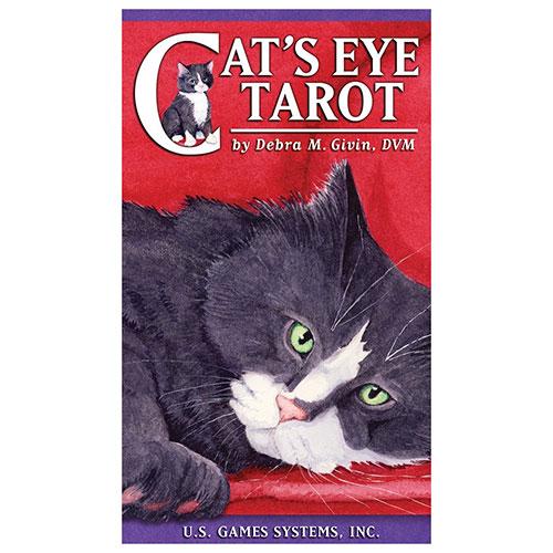 Таро кошачьих Глаз