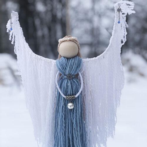 фигурка ангела хранителя