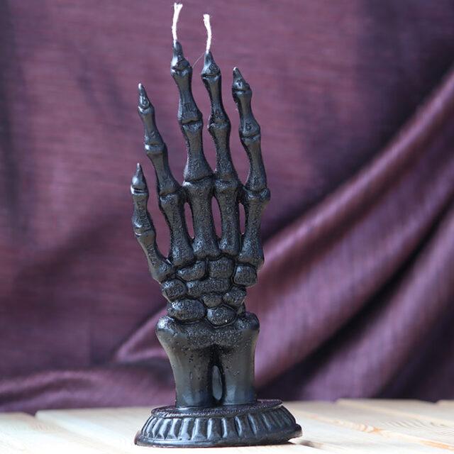 свеча некроманта